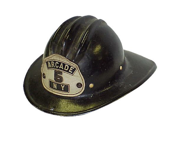 1947 Bullard introduces first fiberglass fire helmet