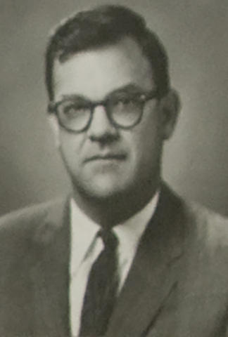 1963 Edward W. Bullard Jr., is promoted to President