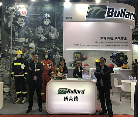 2001 Bullard expands its international presence to Asia Pacific