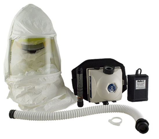 2002 Bullard launches its first Powered Air-Purifying Respirator