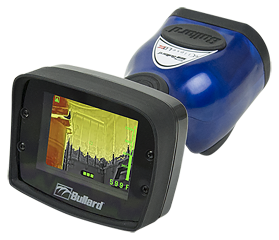 2015 Bullard launches the state-of-the-art X Factor Series of thermal imagers