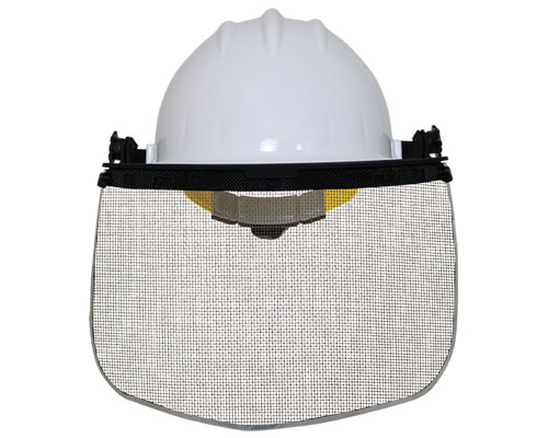 C33 Bracket Mesh FaceShield